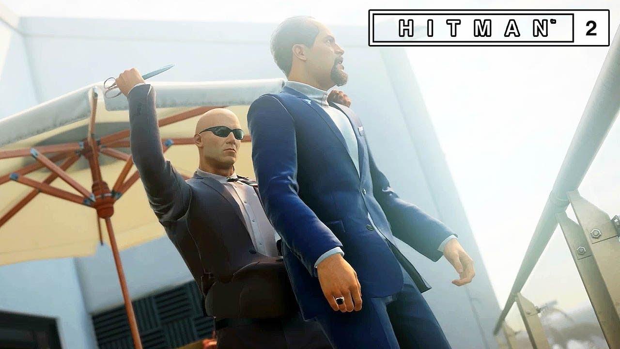 Еще один трейлер Hitman 2 изсерии