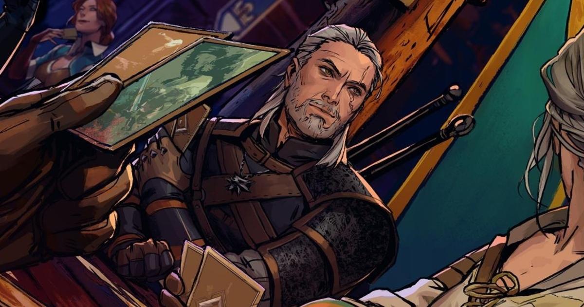 Геймплей Thronebreaker: The Witcher Tales — игра вселенной Ведьмака