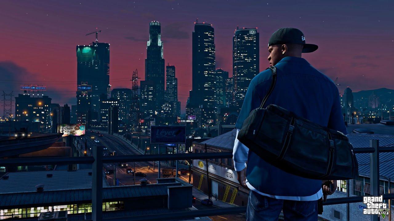 Игре GTA 5 посвятят документальный фильм