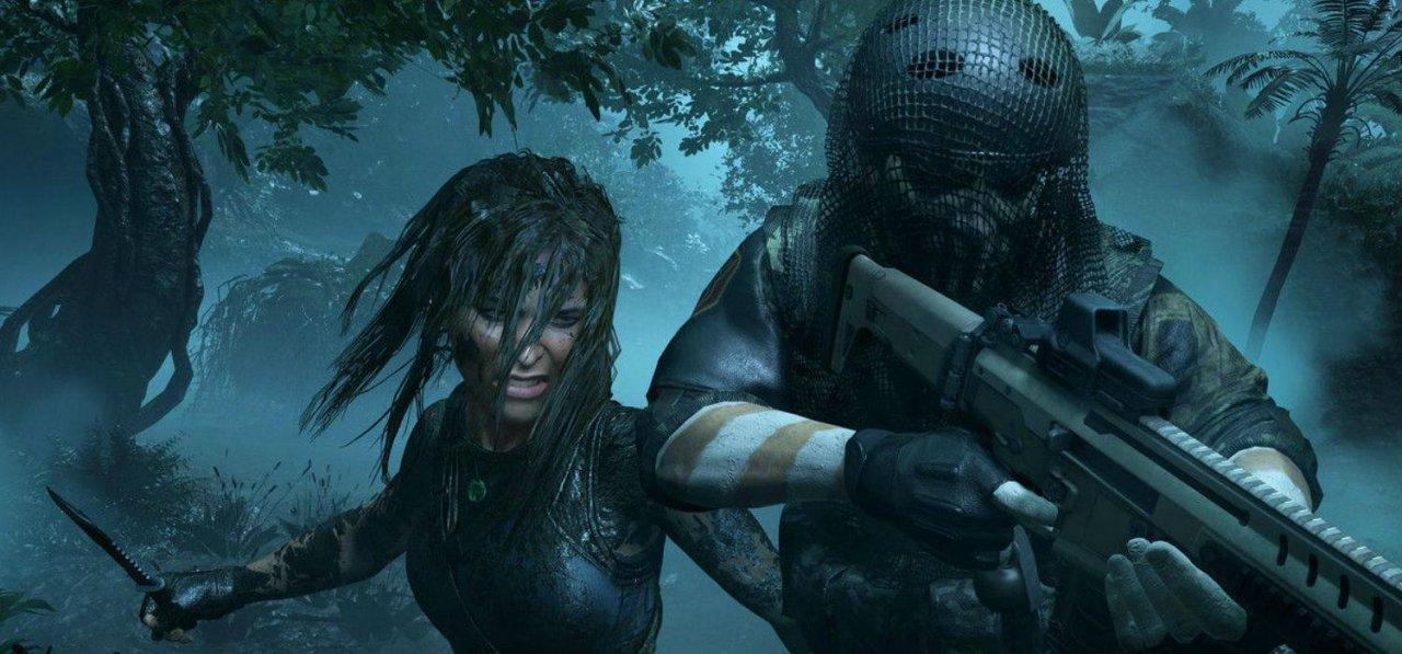 Новая Shadow ofthe Tomb Raider уже распространяется соскидками
