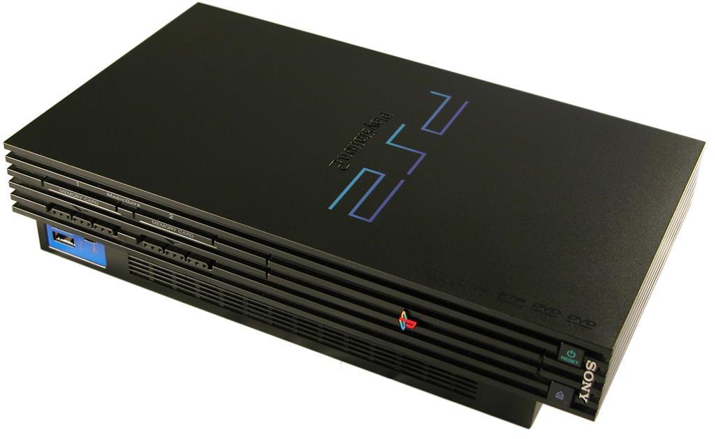 Обойдутли продажи PS4 легендарную PS2?
