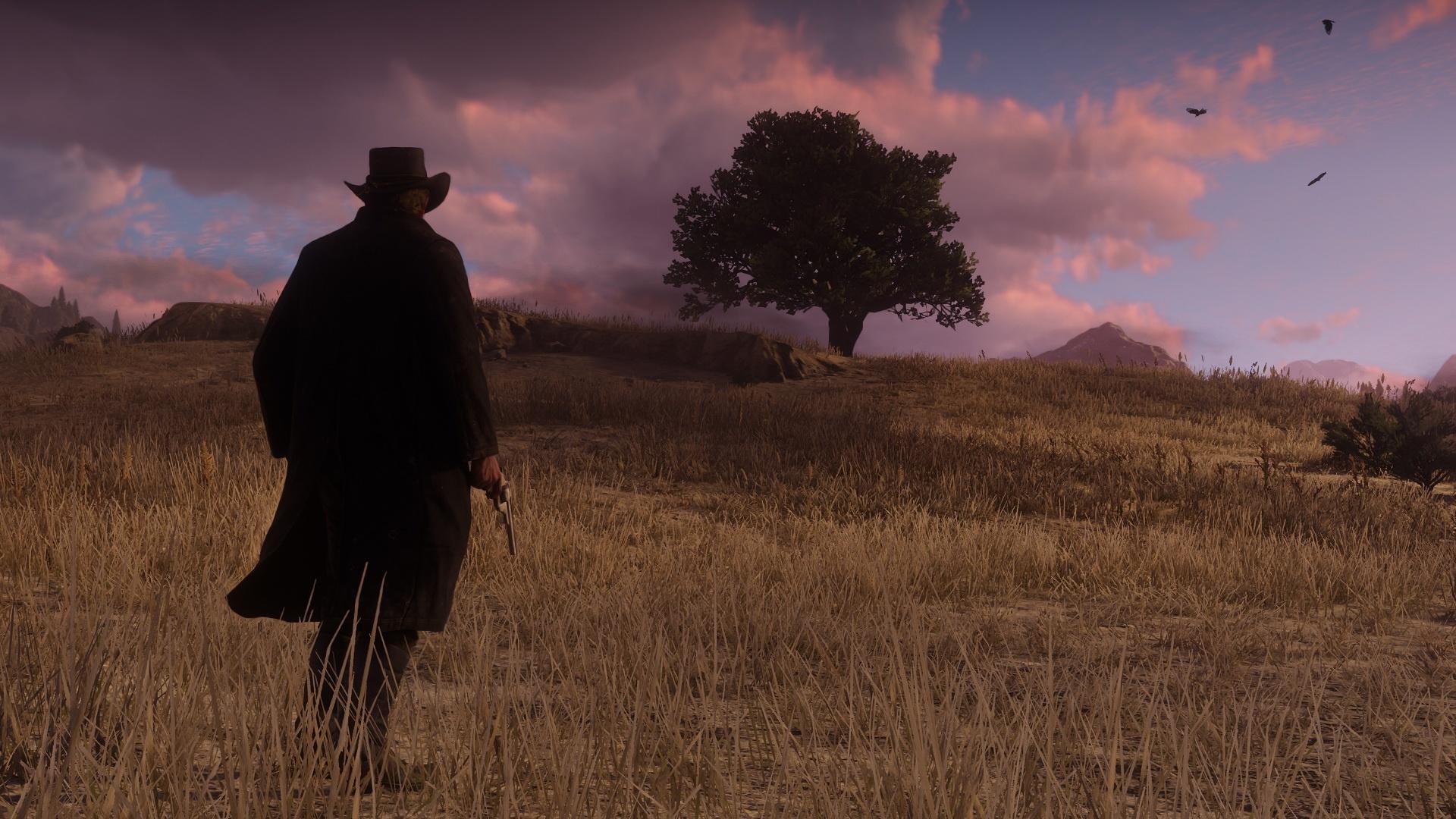 Очень продуманные игровые механики вRed Dead Redemption 2