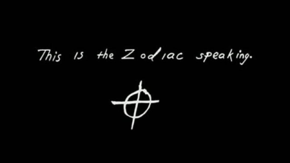 Ожидается игра олегендарном серийном убийце Зодиаке