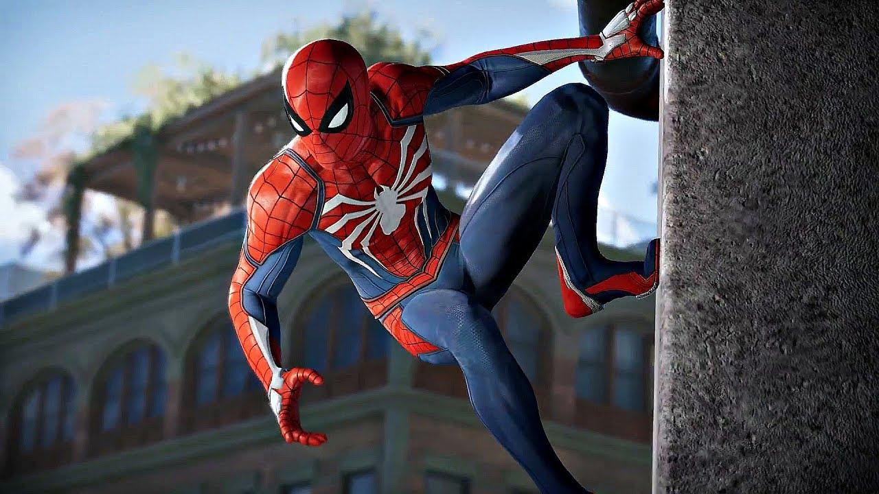 Первое DLC для новой Spider-Man