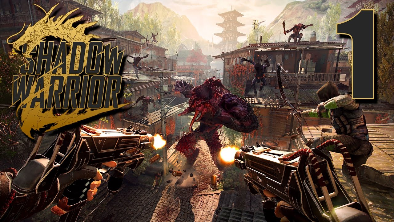 Получите бесплатно Shadow Warrior 2
