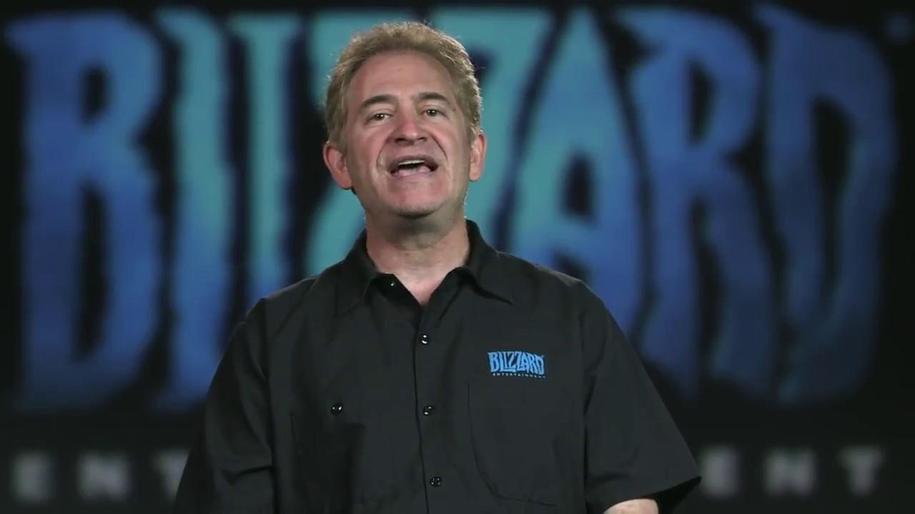 Президент Blizzard уходит вотставку