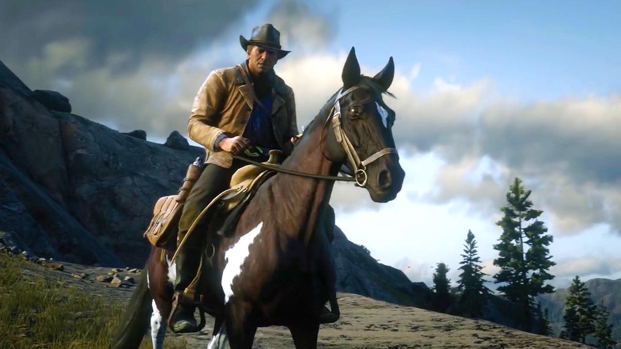 Red Dead Redemption 2 появится впродаже лишь 30 октября