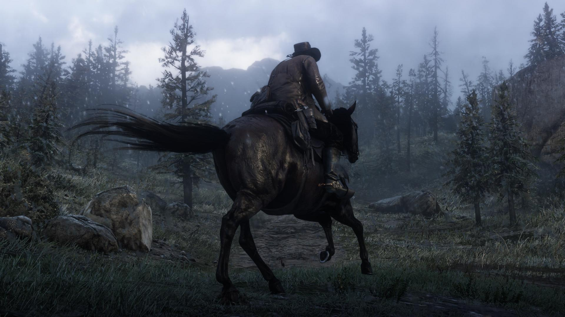 Red Dead Redemption 2 займет почти 90 Гб