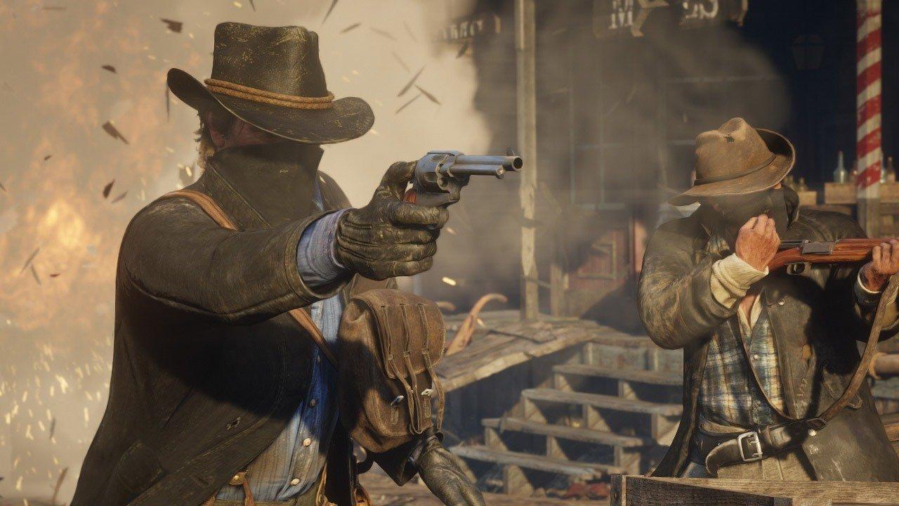 Сегодня покажут новое виде игрового процесса Red Dead Redemption 2