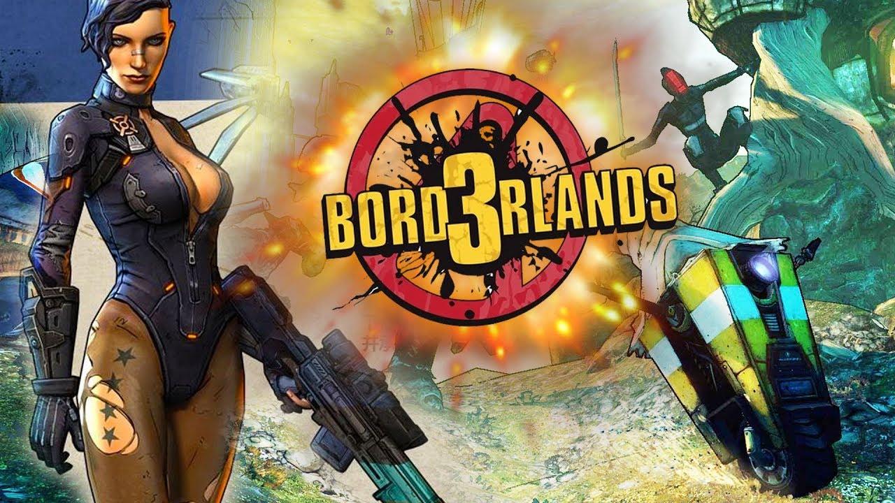 Слухи орелизе Borderlands 3