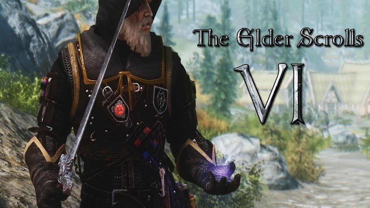 The Elder Scrolls 6 появится уже наследующем поколении консолей