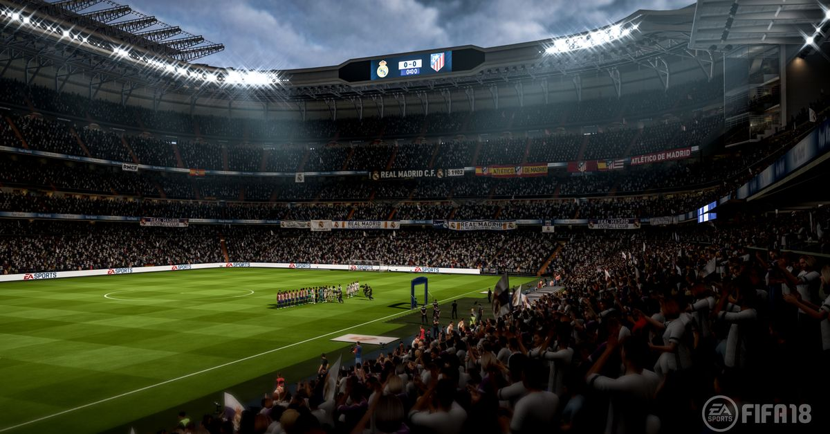 24 млн. копий FIFA 18 было продано