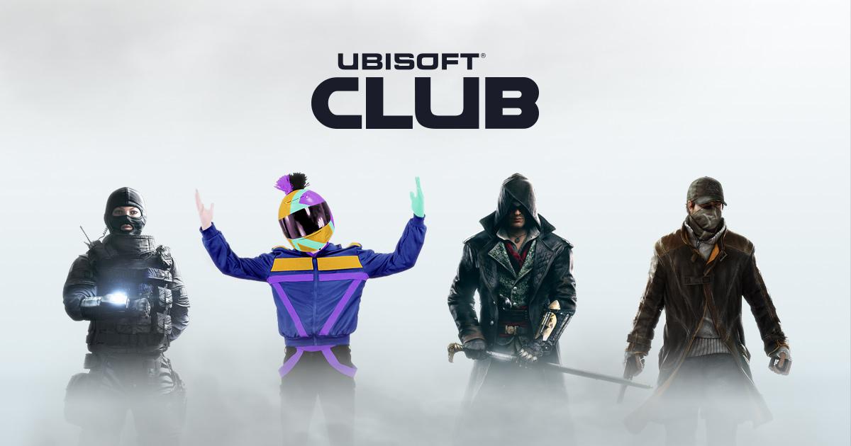 Что нового вкомпании Ubisoft?