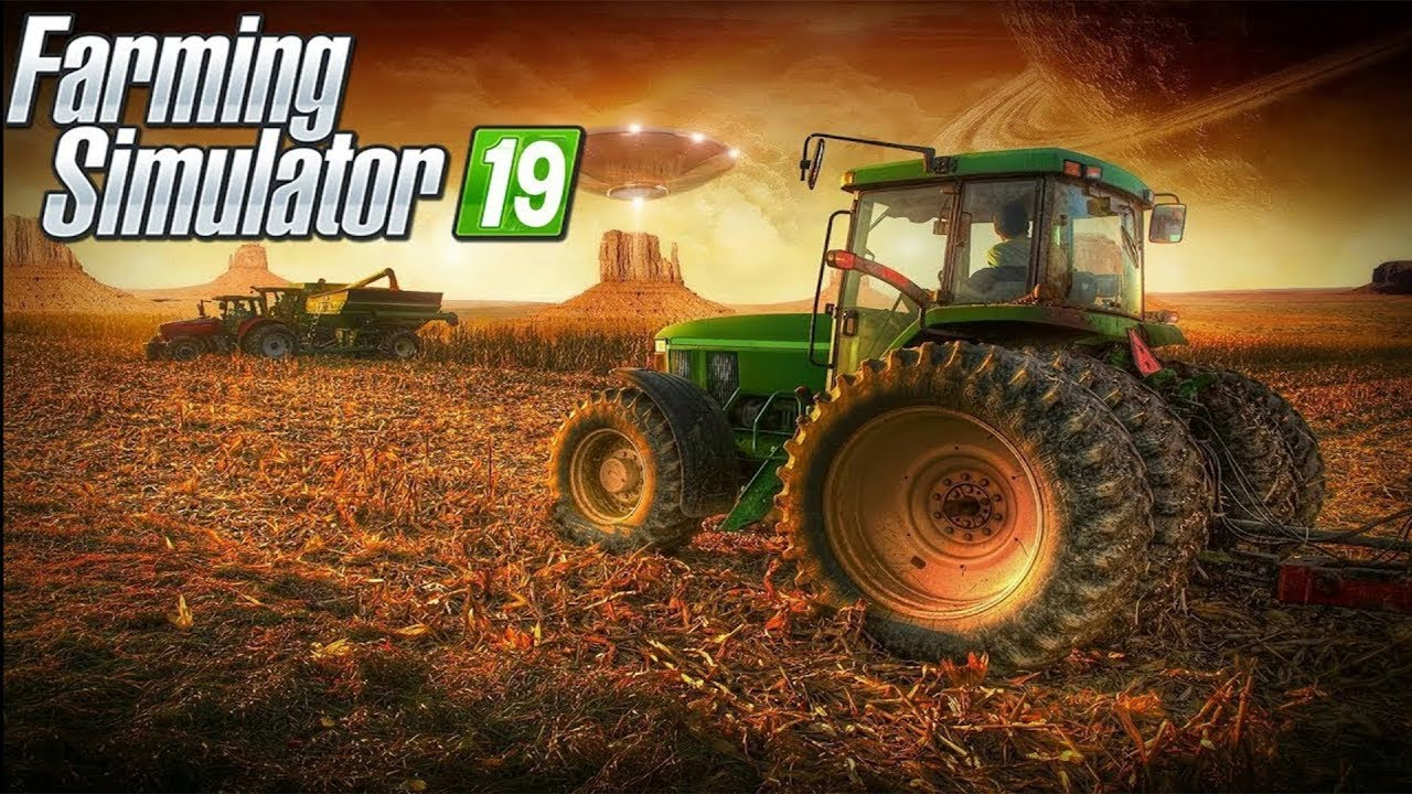 Окунитесь вжизнь фермера сFarming Simulator 19
