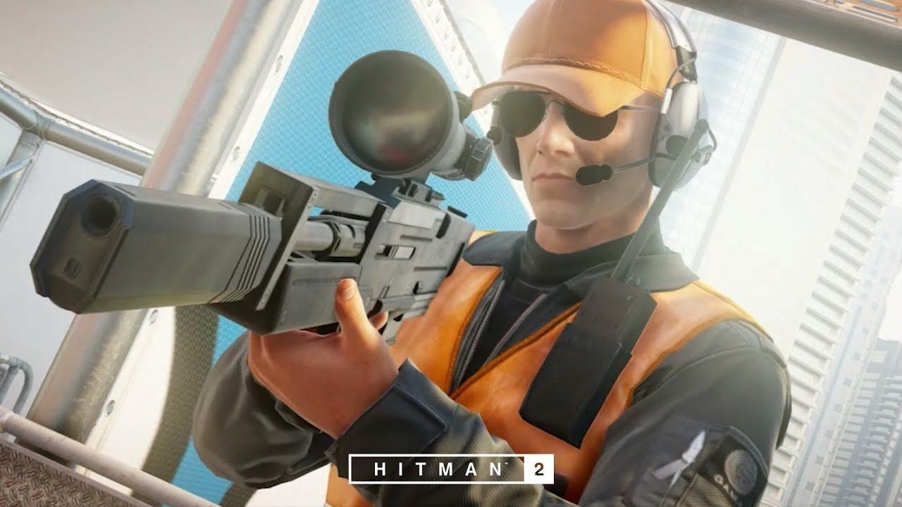 Подробности игрового процесса Hitman 2