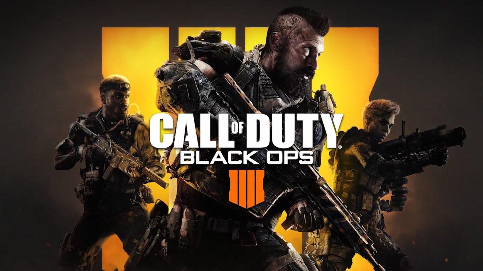 Релизный трейлер Call ofDuty: Black Ops 4