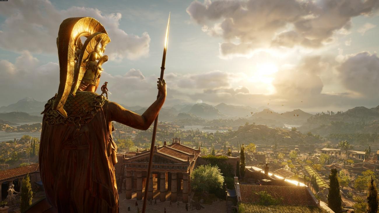 Сможетли ваш ПКпотянуть новую Assassin's Creed Odyssey