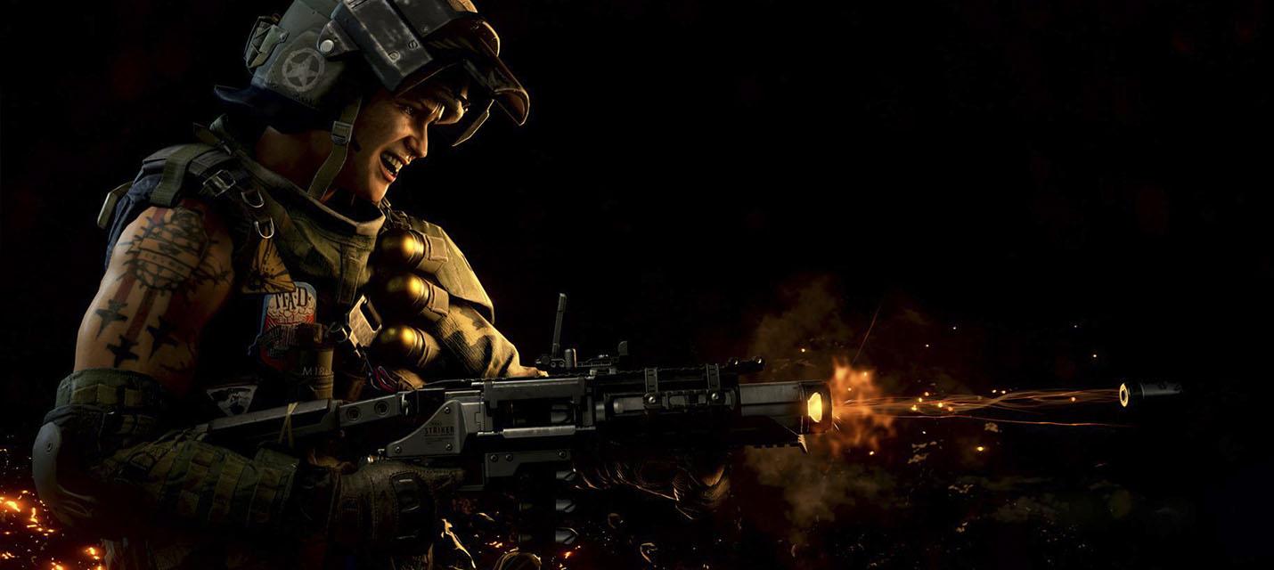 Трейлер королевской битвы вCall ofDuty: Black Ops 4