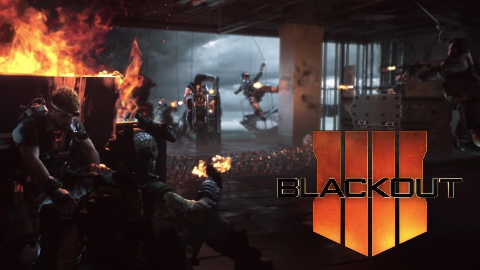 ВCall ofDuty: Black Ops 4 будет «королевская битва»
