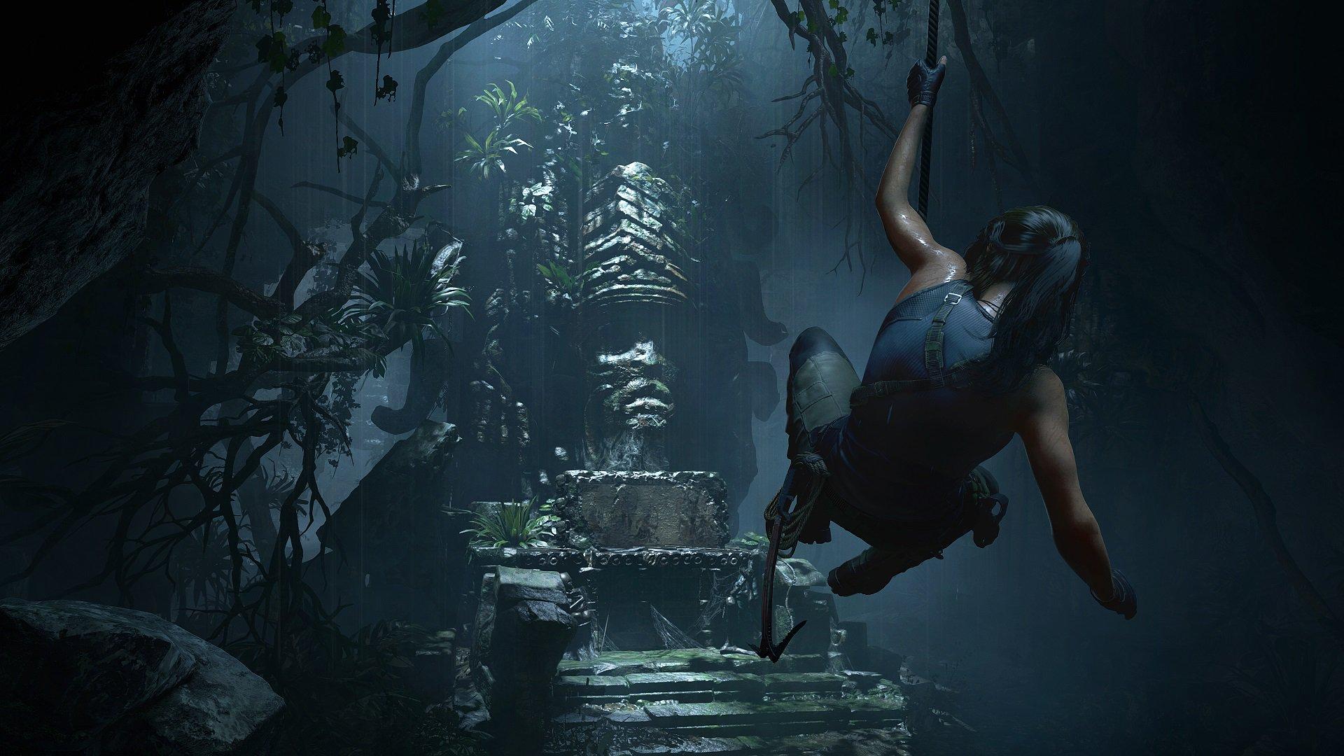 ВShadow ofthe Tomb Raider будет интересный уровень (спойлеры)