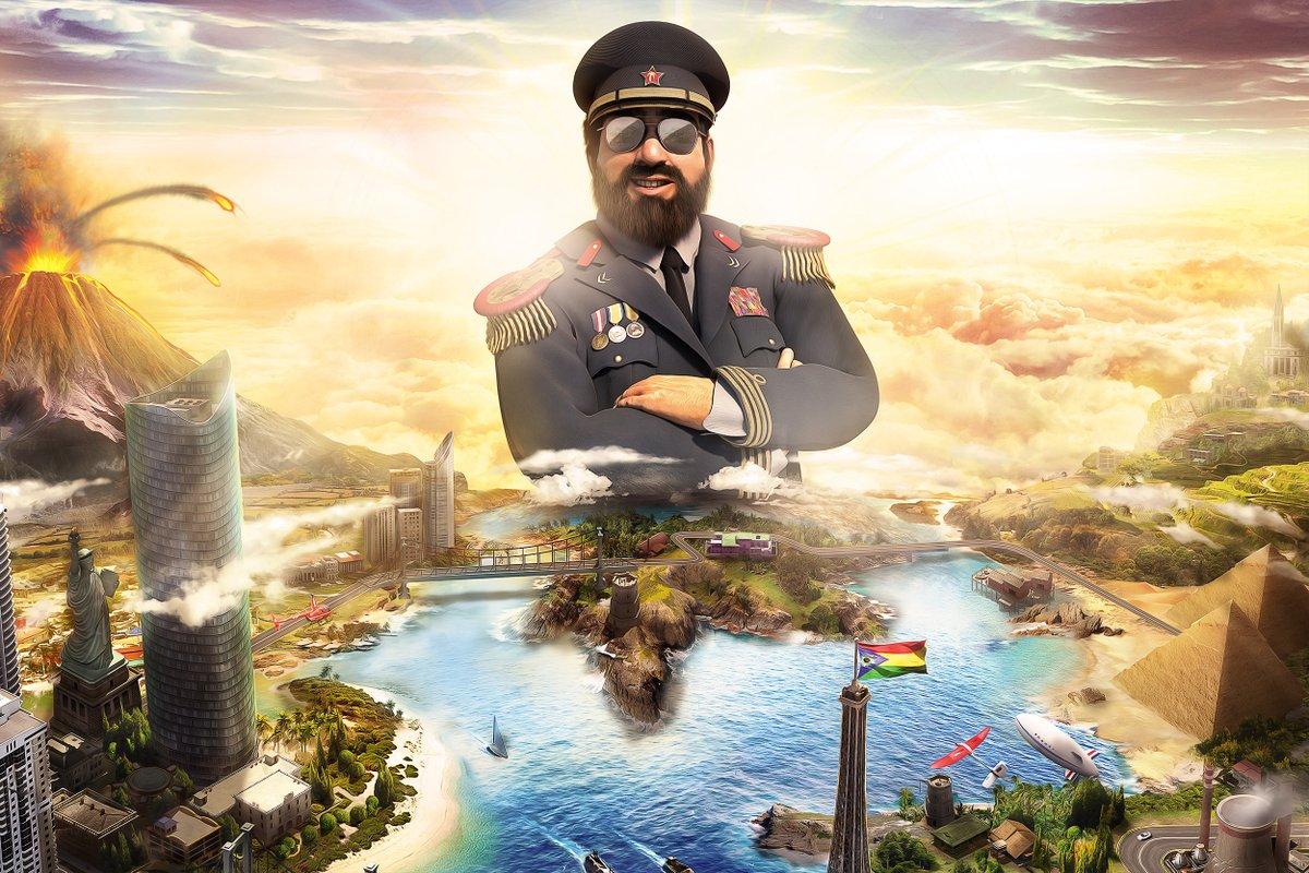 Закрытая бета Tropico 6