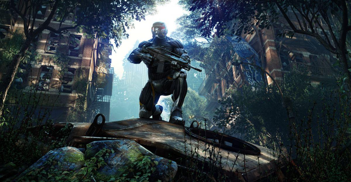 Анонс Crysis 4 на1 апреля