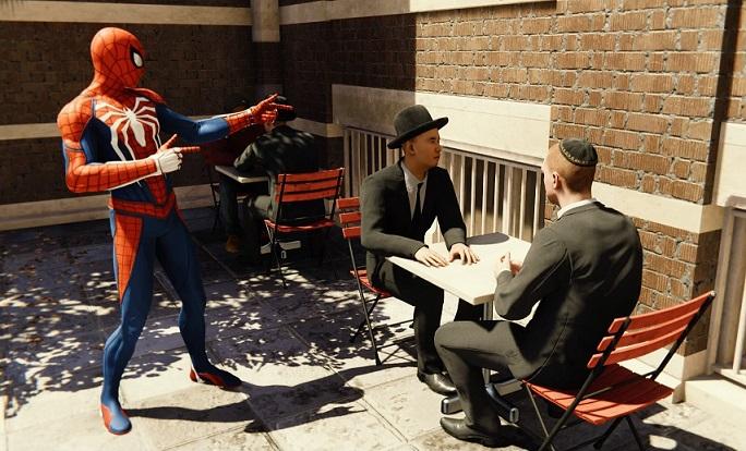 Еврейская пасхалка вMarvel's Spider-Man, которую никто ненашел
