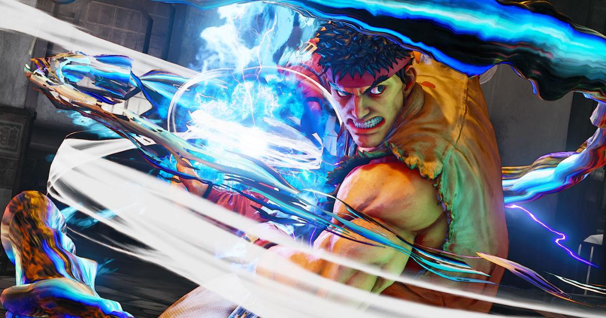 Получите Street Fighter 5 бесплатно