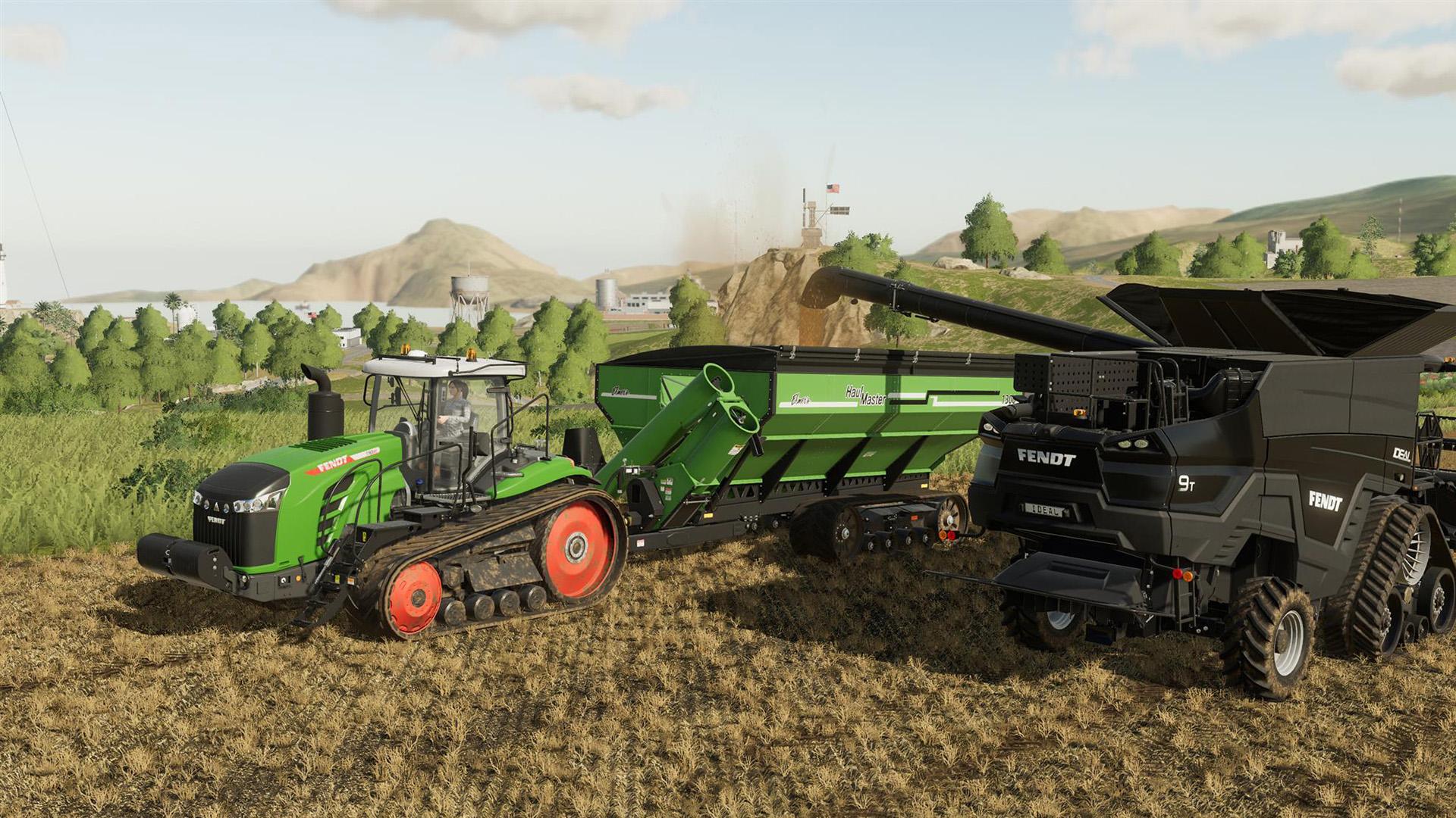 Продажи Farming Simulator 19 превысили 2 млн. копий