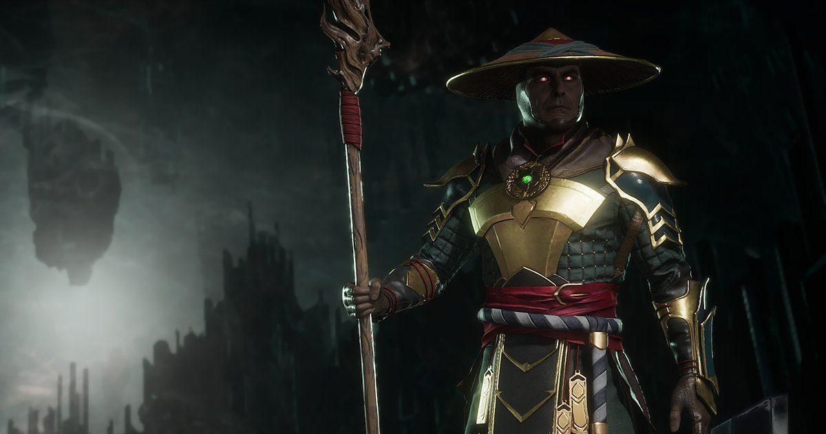 ВВеликобритании Mortal Kombat 11 уже вышла итеперь интернет завален спойлерами ивозможными новыми героями