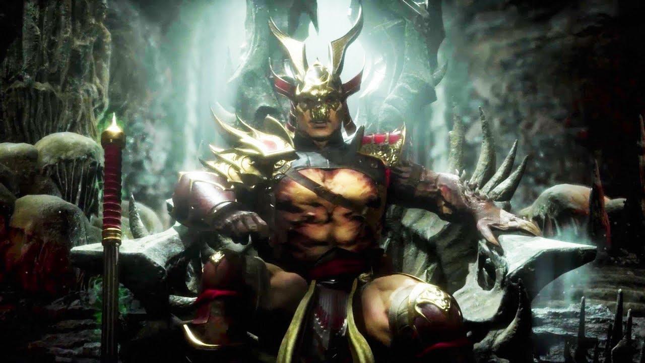 Все фаталити вигре Mortal Kombat 11