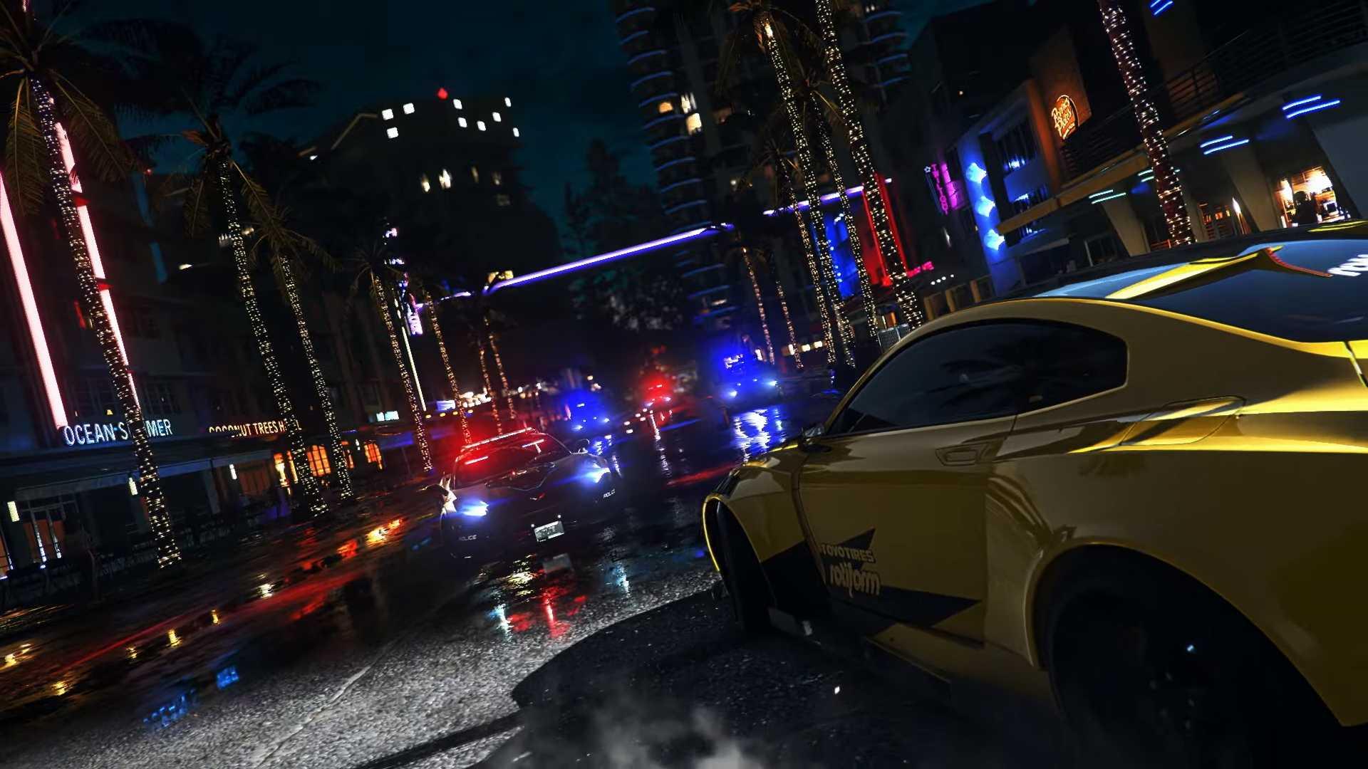 2 часа геймплея Need for Speed Heat — головокружительные погони, великолепная графика идетальный тюнинг