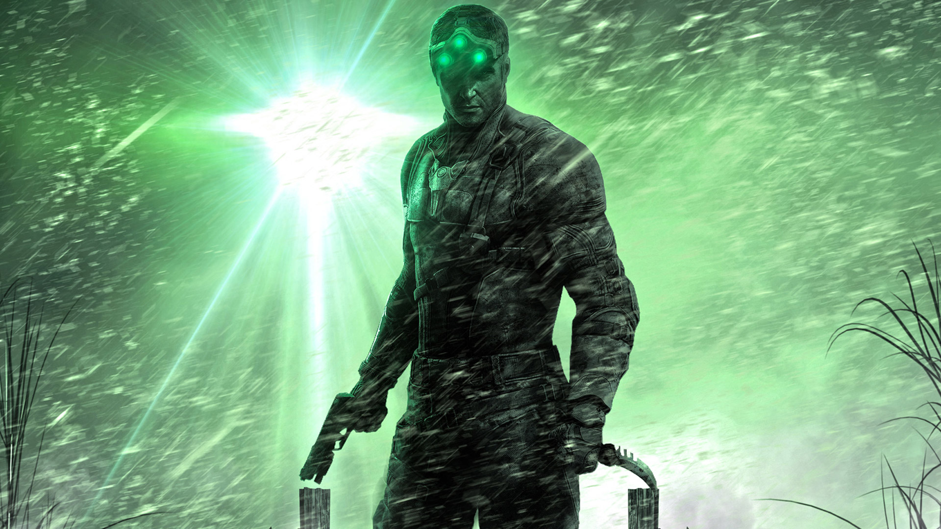 Гендиректор Ubisoft о новой Splinter Cell