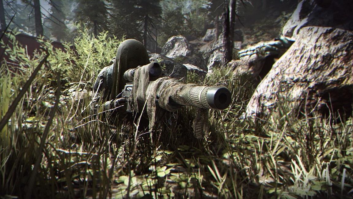 Новый геймплейный ролик Call ofDuty: Modern Warfare