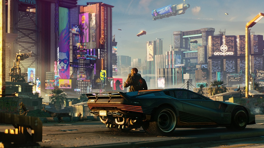 Открытый мир Cyberpunk 2077 уступает поразмерамигре The Witcher 3, ноонгораздоразнообразнее