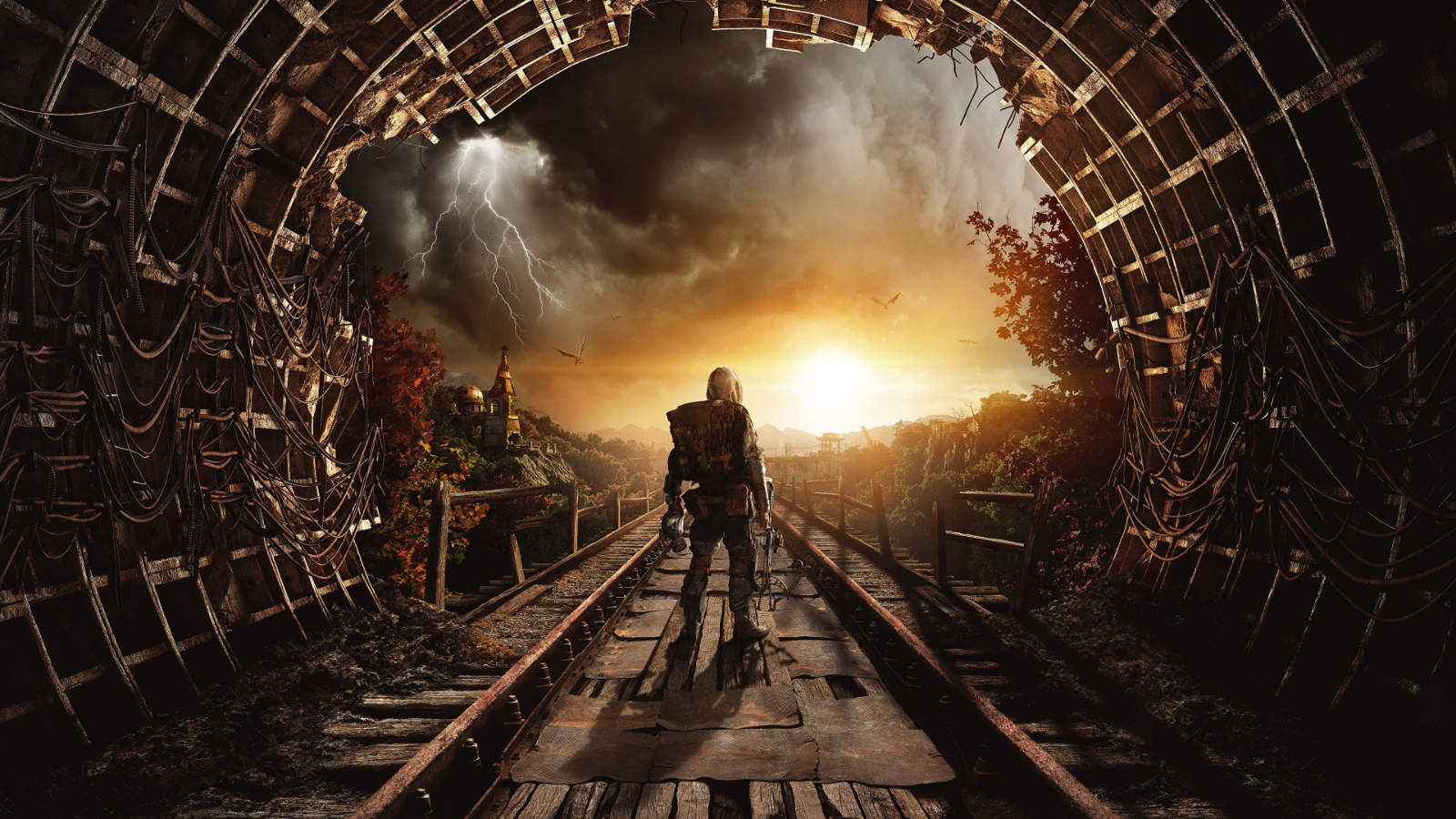 Послухам ведется разработка Metro Exodus 2