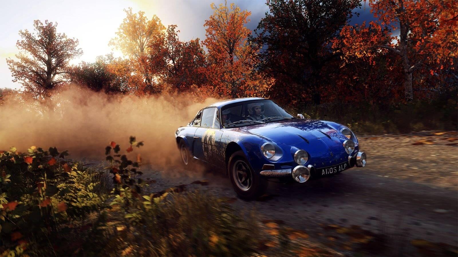 Получите через сервис Humble Bundle игру DiRT Rally абсолютно бесплатно инавсегда