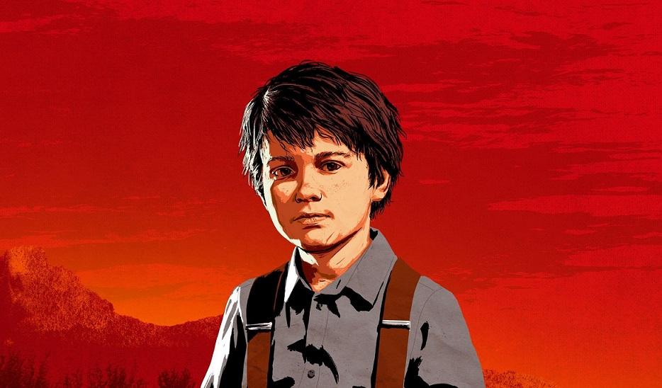 Протагониста Red Dead Redemption 2 заменила намаленького ребенка итеперь ондерется вбарах, пьет виски истреляет вбандитов
