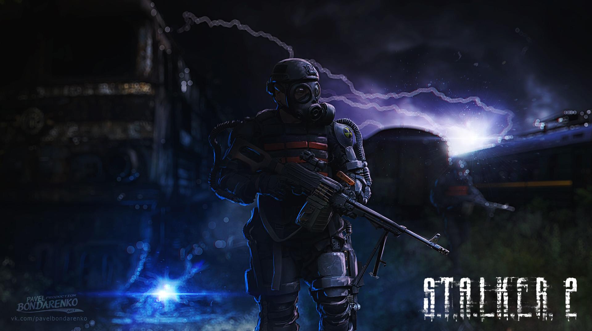 Разработчики S.T.A.L.K.E.R. 2 посетятGamescom 2019