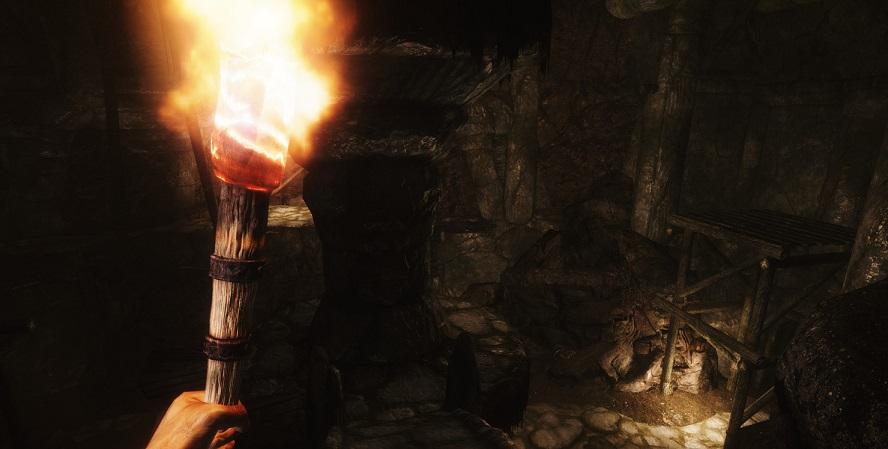 Ролик ссамым необычным прохождением Skyrim появился всети