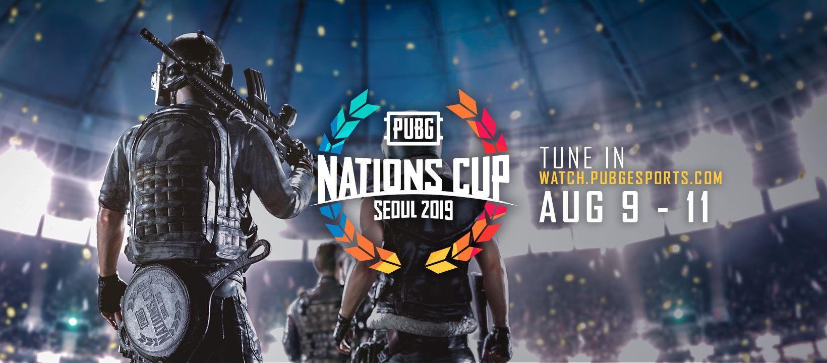 Российская команда заняла первое место наPUBG Nations Cup вЮжной Корее