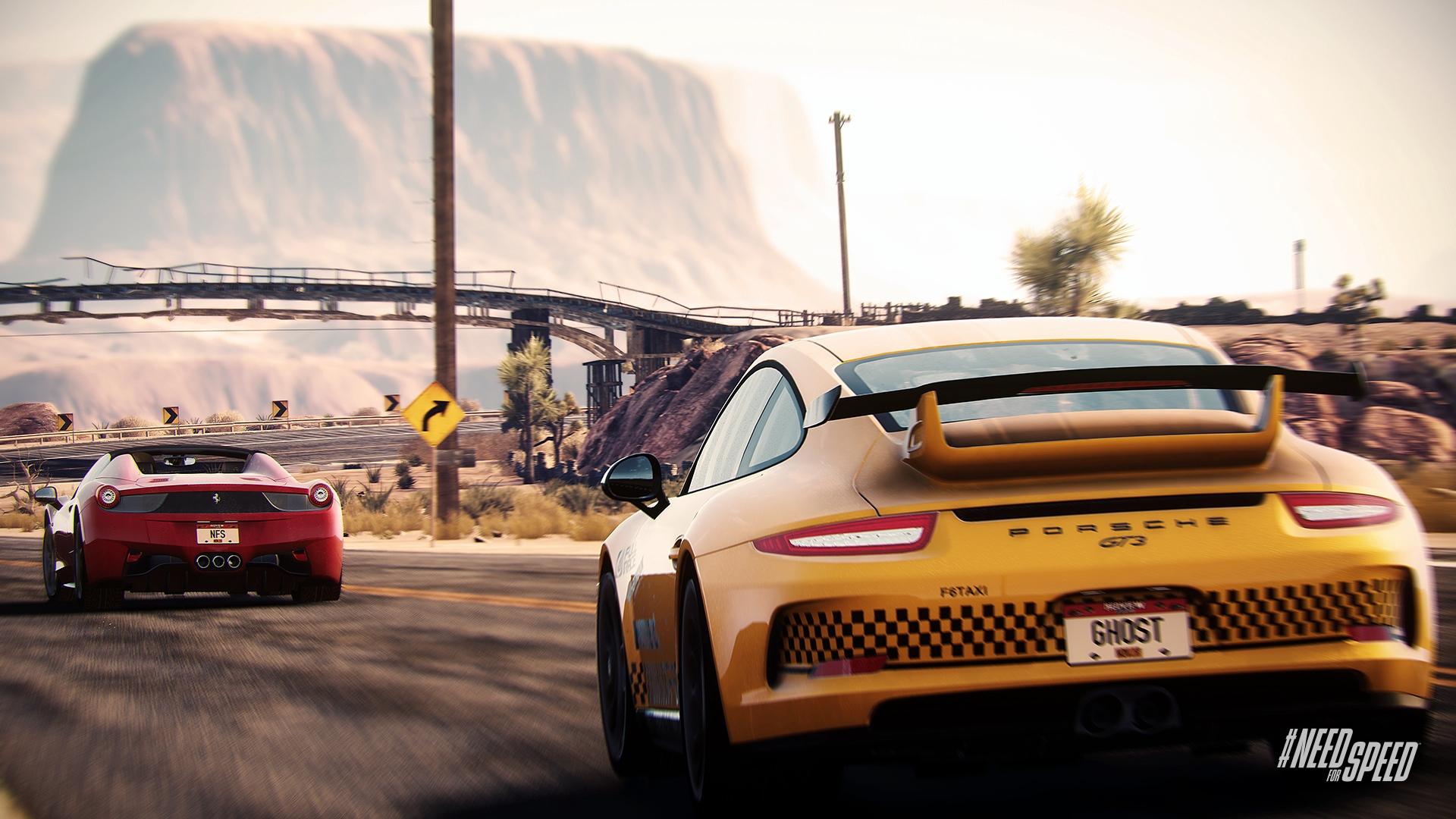 Совсем скоро состоится анонс новой Need for Speed