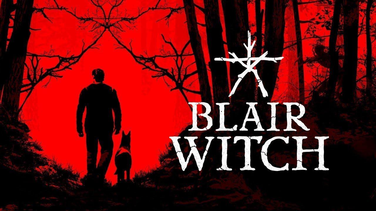 Трейлер хоррора Blair Witch помотивам культового фильма