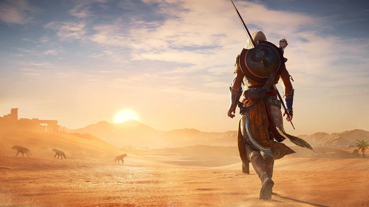 Assassin's Creed: Origins гораздо лучше работает без защиты Denuvo, которую полностью убрали пираты