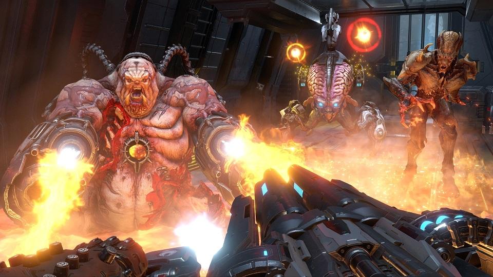 Doom Eternal будет возможность установить классическое положение оружия