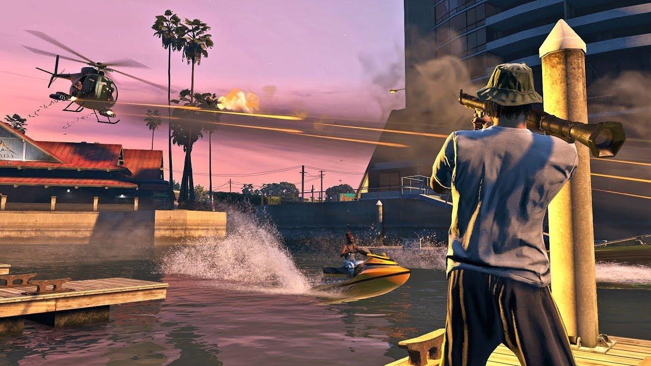 Инсайдер поделился информацией отом, когда выйдет GTA 6
