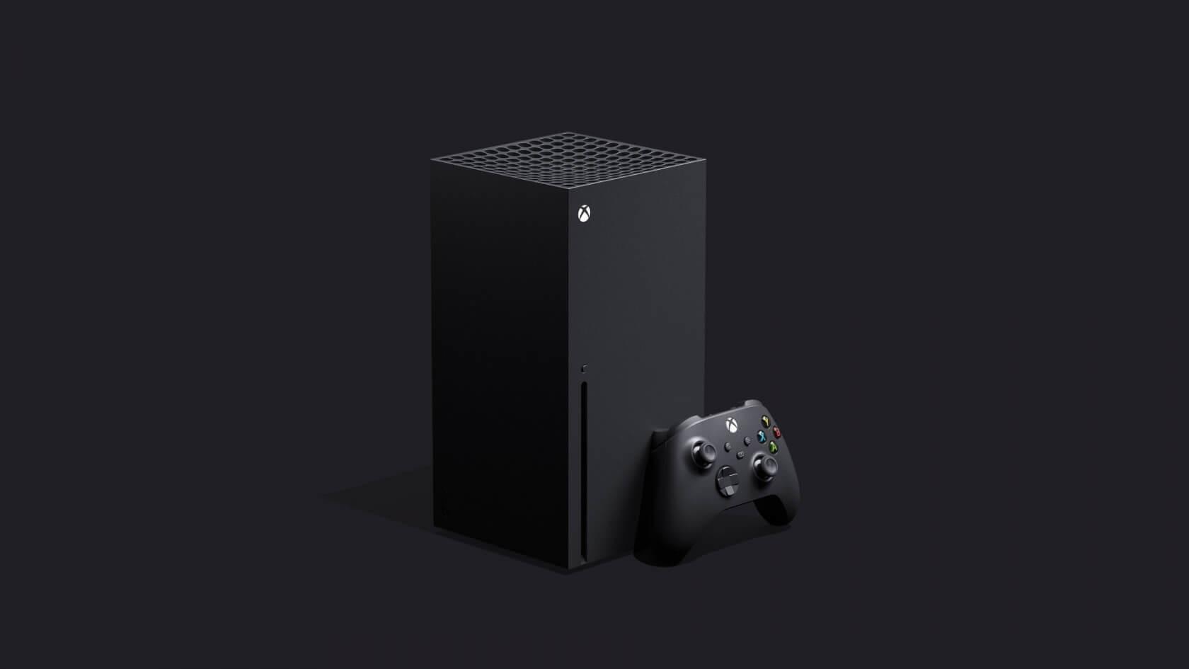 Microsoft представила миру новую консоль нового поколения Xbox Series X!