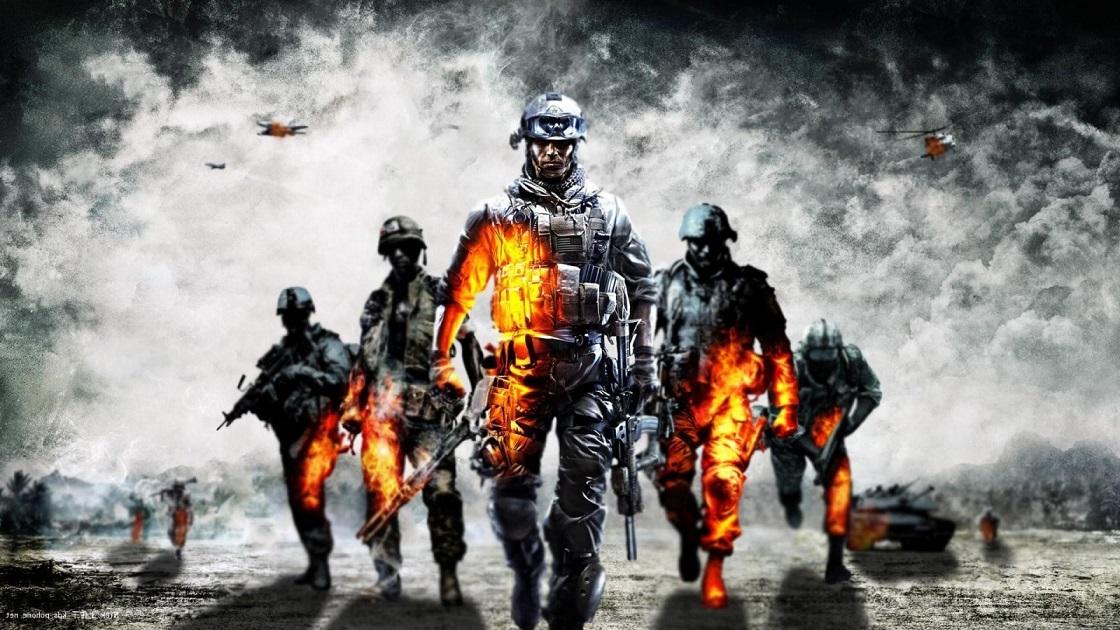 Очем будет новая часть Battlefield?
