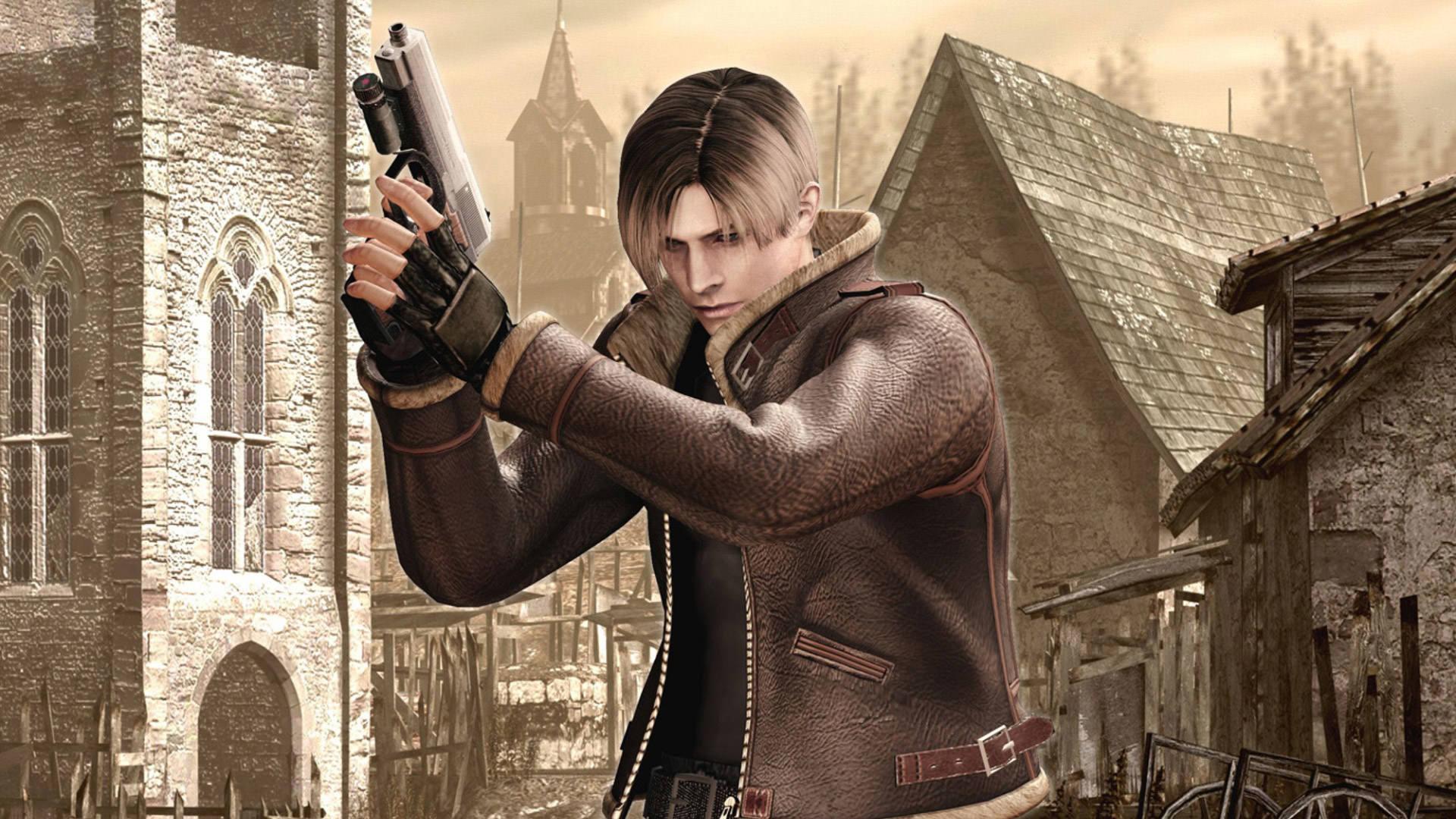 Подробности пользовательского ремастера Resident Evil 4