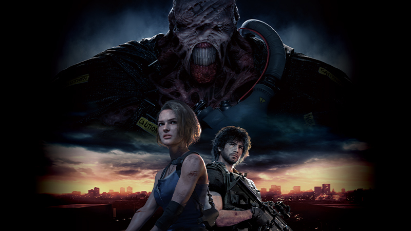 Предзаказ ремейка Resident Evil 3 появился вSteam